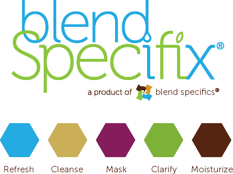 Branding Guide, Color Guide for Blend Specifixs