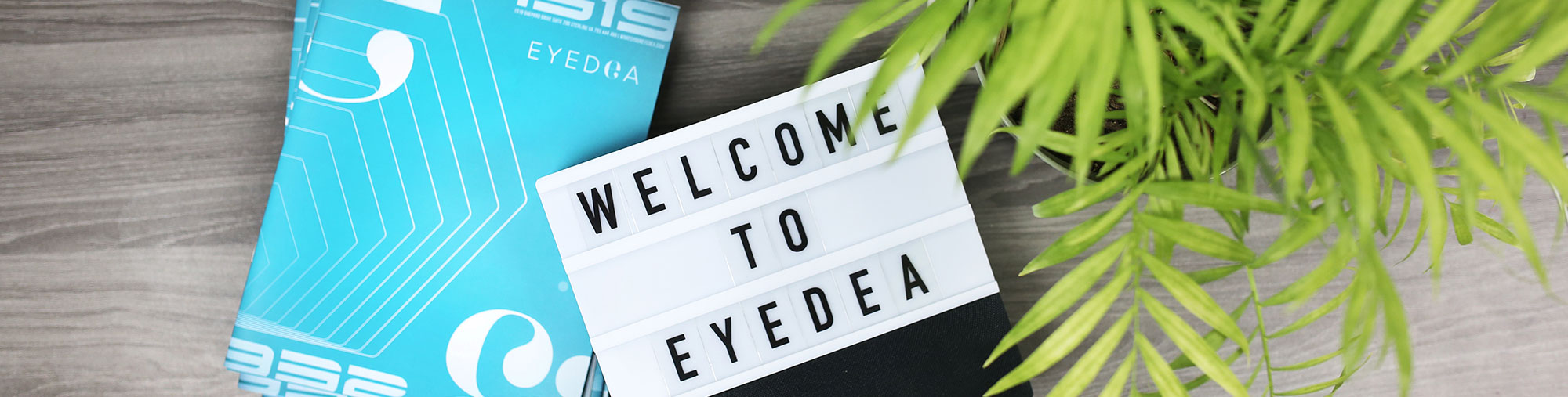 Welcome to Eyedea Advertising and Design Studio
