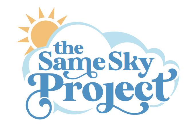 Logo Design - The Same Sky Project