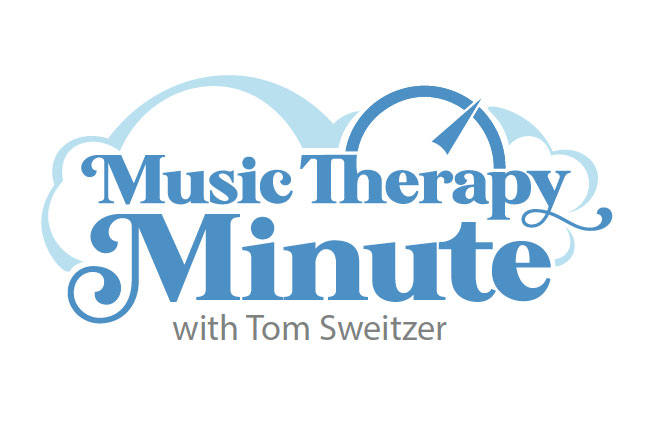 music therapy minute logo design