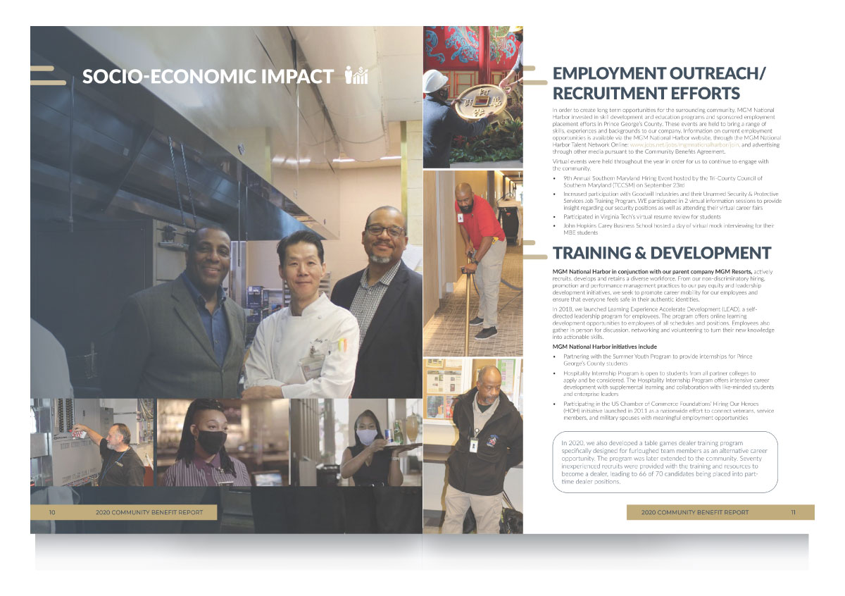 Annual Report - Storytelling with Photos